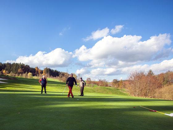 Golfplatz Herbst-41