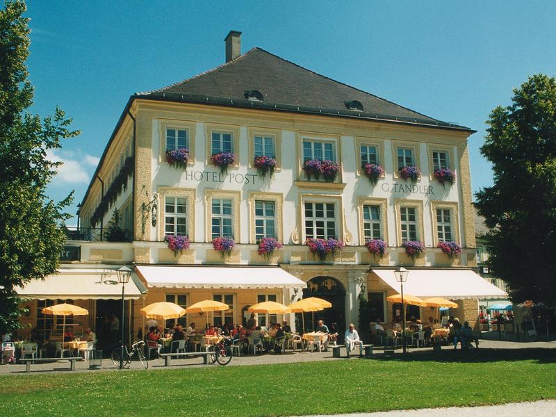 Hotel zur Post - Hotelempfehlung des Golfclub Pleiskirchen